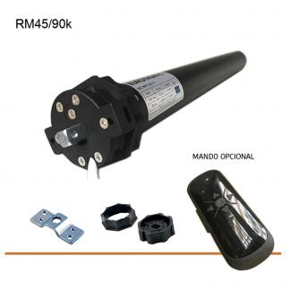 Motor para persianas y toldos Eurotronic RM45-90